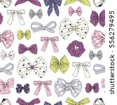 seamless fashionable pattern... | Shutterstock .eps vector #556279495