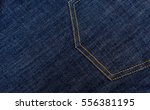 a jeans indigo background or... | Shutterstock . vector #556381195