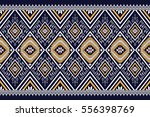 Geometric Ethnic Pattern...