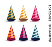 vector illustration of colorful ... | Shutterstock .eps vector #556431601