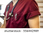 medical examination | Shutterstock . vector #556442989