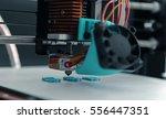 3d printing ripe juicy pear ... | Shutterstock . vector #556447351