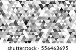 abstract triangles background.  | Shutterstock . vector #556463695