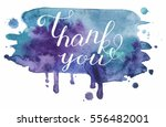 vector handwritten calligraphy... | Shutterstock .eps vector #556482001