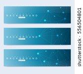 scientific set of modern vector ...   Shutterstock .eps vector #556504801