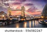 Tower Bridge In London  United...