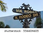 Small photo of Beverly Hills, Rodeo drive