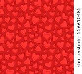 Seamless Heart Pattern...