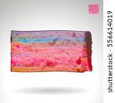 brush stroke and texture.... | Shutterstock .eps vector #556614019