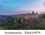 vitorchiano  italy    a... | Shutterstock . vector #556614979