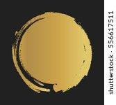Golden Grunge Vintage Painted...
