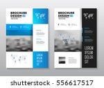 multipurpose brochure template...   Shutterstock .eps vector #556617517