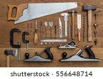 Assorted Tools For Carpenter O...