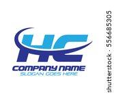 hc logo | Shutterstock .eps vector #556685305