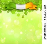 illustration nature background... | Shutterstock .eps vector #556690105