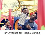Stock photo exercise activity family outdoors vitality healthy 556768465