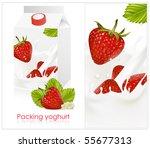 vector illustration. background ... | Shutterstock .eps vector #55677313