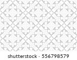vintage abstract floral... | Shutterstock .eps vector #556798579
