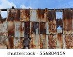Old Zinc Wall