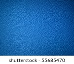blue fabric texture sample for...   Shutterstock . vector #55685470