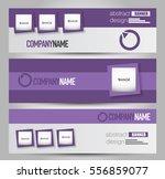 banner template. abstract... | Shutterstock .eps vector #556859077