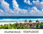 Beautiful Beach In Cancun ...