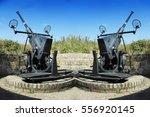 Two Old Anti Aircraft Guns To...