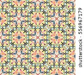 floral seamless pattern from... | Shutterstock .eps vector #556967179
