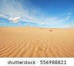 sand desert | Shutterstock . vector #556988821