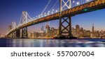 classic panoramic view of... | Shutterstock . vector #557007004