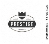 king crown logo template....   Shutterstock .eps vector #557017621