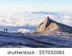 Mount Kinabalu scenery.