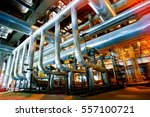 industrial zone  steel... | Shutterstock . vector #557100721