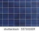 Solar Cell Panel Background An...
