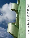 bright green vibrant... | Shutterstock . vector #557112565