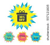 sale stickers and banners. 30 ...   Shutterstock .eps vector #557121835