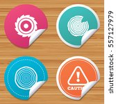 round stickers or website... | Shutterstock .eps vector #557127979