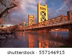 sacramento is the capital city... | Shutterstock . vector #557146915