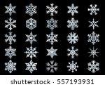 Snowflake Vector Icon...