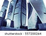 skyscrapers city business... | Shutterstock . vector #557200264