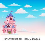 Pink Castle In Clouds Theme 1 ...