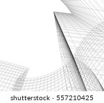 architecture building | Shutterstock .eps vector #557210425
