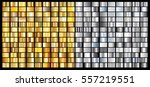 gold silver gradient background ... | Shutterstock .eps vector #557219551