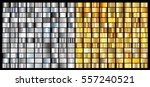 gold silver gradient background ... | Shutterstock .eps vector #557240521