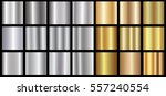silver gold gradient background ... | Shutterstock .eps vector #557240554