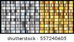 silver gold gradient background ... | Shutterstock .eps vector #557240605