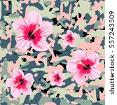 military print camouflage... | Shutterstock .eps vector #557243509