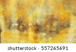 vintage yellow timber color... | Shutterstock . vector #557265691