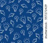 experiment sign  idea symbol ... | Shutterstock .eps vector #557272429