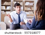 medical concept with... | Shutterstock . vector #557318077